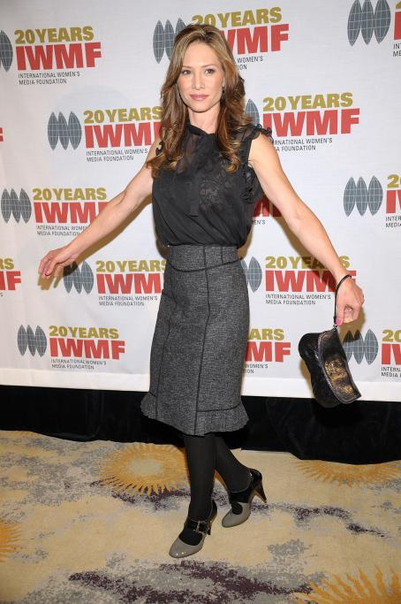 Sarah Brown  - The International Womens Media Foundations Courage In Journalism Awards - October 28, 2009