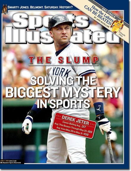 Sports Illustrated Magazine [United States] (7 June 2004)