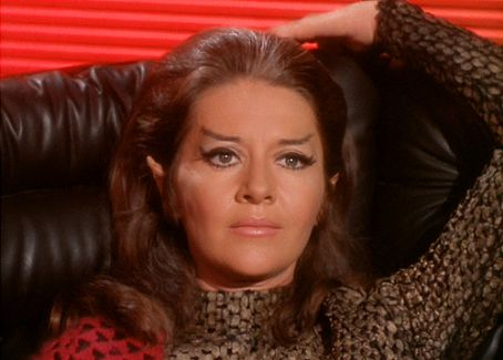 Joanne Linville  in Star Trek