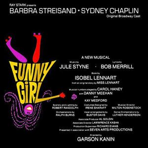 Musicals FUNNY GIRL 1964 BROADWAY MUSICAL