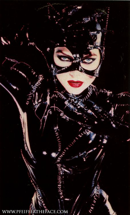 Michelle Pfeiffer as Selina Kyle/Cat-Woman in Batman Returns (1992)
