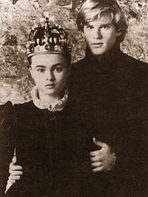 Cary Elwes Helena Carter and