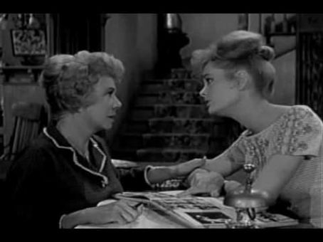Jeannine Riley Jeannine With Bea Benaderet in Petticioat Junction