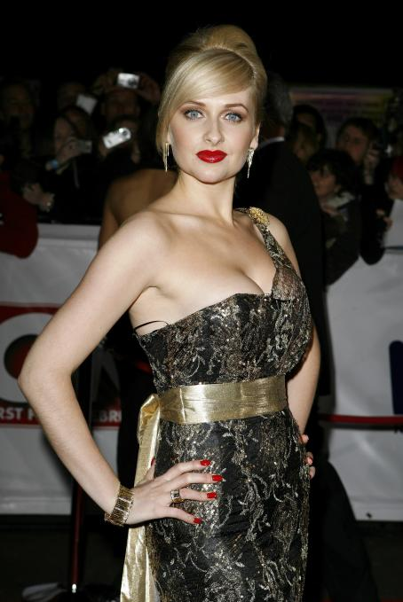 Gemma Merna  - National Television Awards - 31/10/2007
