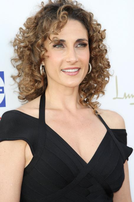 Melina Kanakaredes - The 8 Annual Comedy For A Cure At Boulevard3 In Hollywood, California 2009-04-05