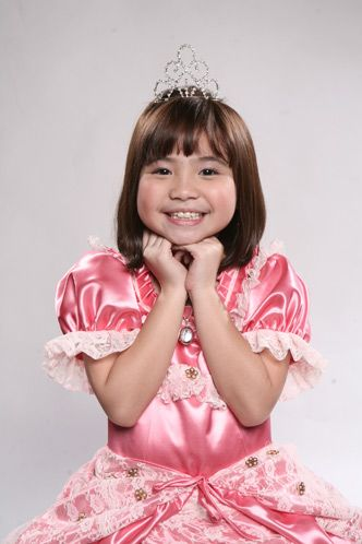 Sharlene San Pedro Princess Sarah (2007)
