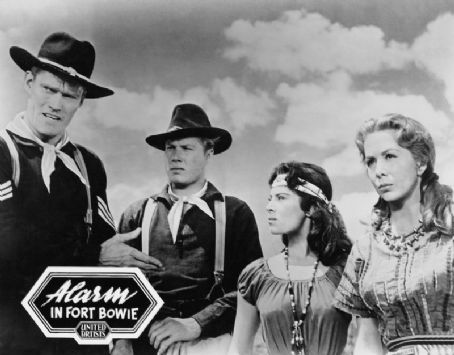 Susan Cummings Chuck Connors, John Smith, Lisa Montell & Susan