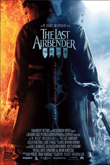 Noah Ringer The Last Airbender Poster