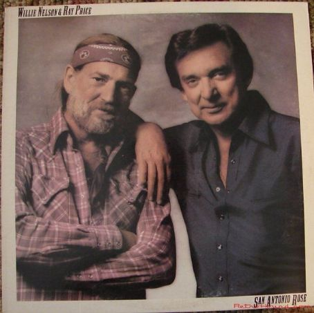 Ray Price Willie Nelson &