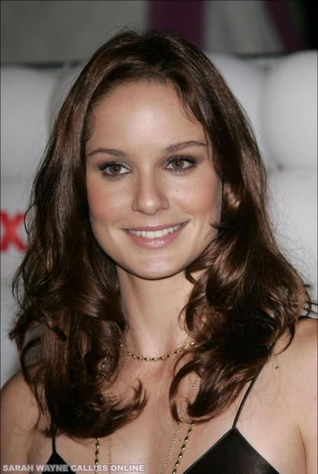 Sarah Callies Sarah Wayne Callies - Fox All Star Party 2005