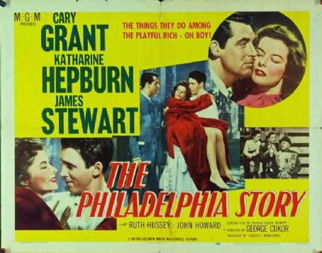 James Stewart - The Philadelphia Story