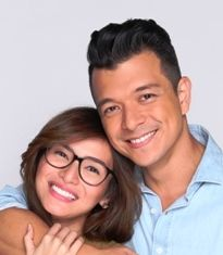 Jericho Rosales and Jennylyn Mercado