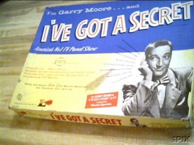 I've Got a Secret I've Got a Secret (1952)