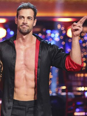 William Levy Third Place on Dancing With The Stars