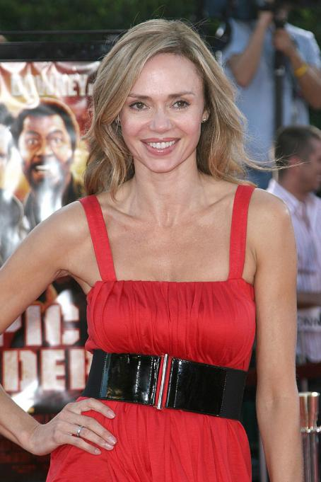 "Vanessa Angel - Aug 11 2008 - ""Tropic Thunder"" Premiere In Los Angeles"