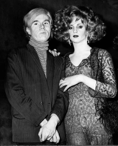 Andy Warhol  Candy Darling