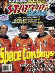 Tommy Lee Jones - Starlog Magazine [United States] (September 2000)