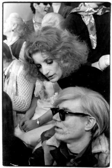 Andy Warhol  Viva