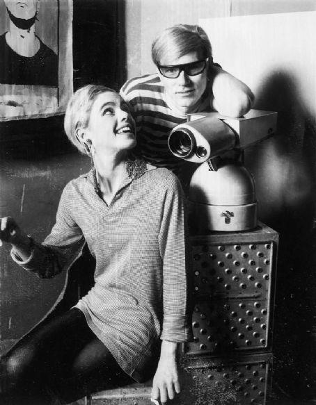 Andy Warhol Edie Sedgewick,