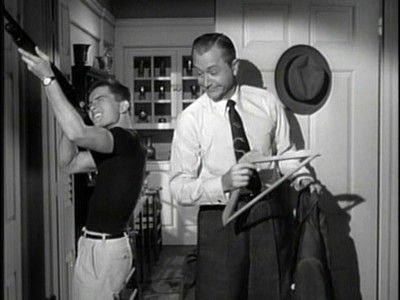 Billy Gray  & Robert Young