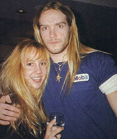 Zakk Wylde - Zakk and Barbaranne Wylde
