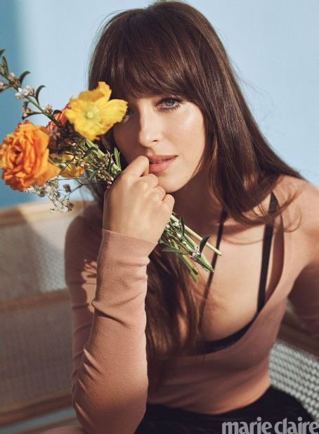 Dakota Johnson - Marie Claire von Steven Pan Sommer 2020