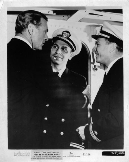 Gary Cooper - You're in the Navy Now