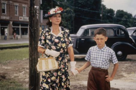 Michael Conner Humphreys Sally Field and  in Forrest Gump (1994)