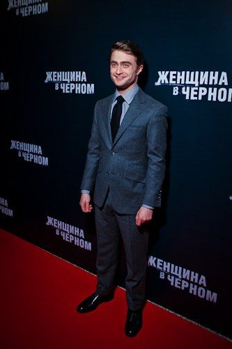 'The Woman in Black' Moscow Premiere