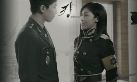 Seung-gi Lee Ha Ji Won in The King 2 Hearts Korean Drama