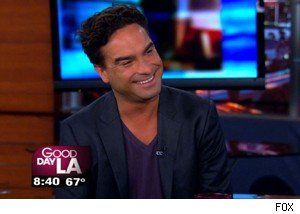 Johnny Galecki Discusses 'Roseanne,' 'Big Bang' and 'Entourage' on 'Good Day LA' (VIDEO)