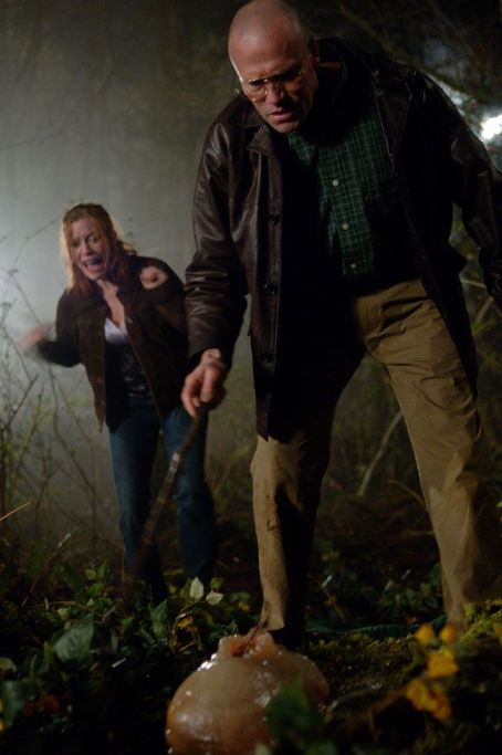 Michael Rooker Brenda (Brenda Gutierrez) and Grant () discover an unusual object during a walk in the woods.