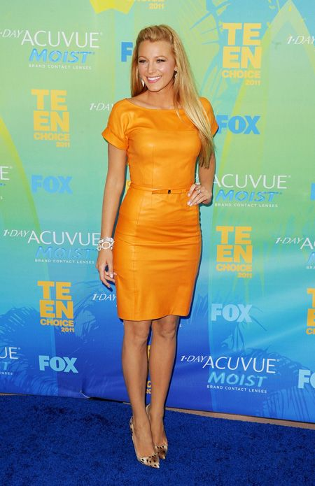 Best Dressed at Teen Choice Awards 2011