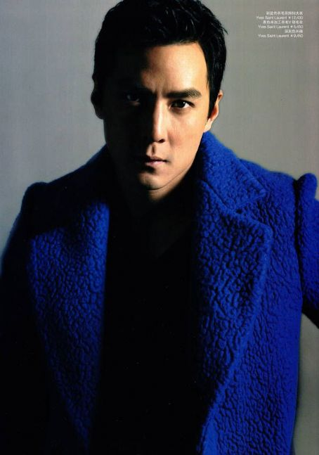 Daniel Wu  Men's Vogue China 2009