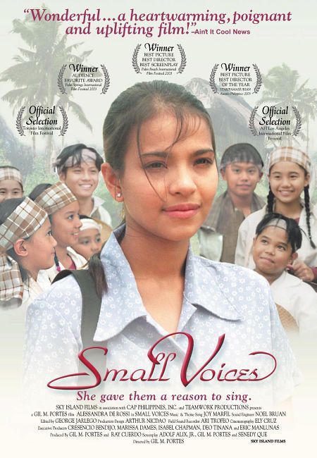Small Voices (2002) Poster