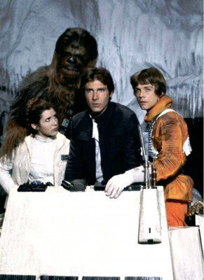 Peter Mayhew The Empire Strikes Back (1980)
