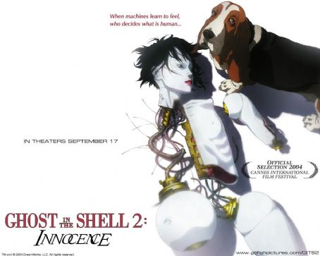 Ghost in the Shell 2: Innocence wallpaper - 2004