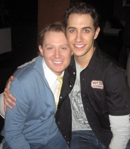 Clay Aiken and Tom Smith