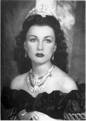 Princess Fawzia Fuad of Egypt
