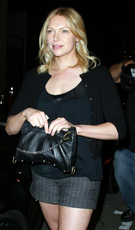 Laura Prepon Arrives At The Grand Opening Of Wonderland In Los Angeles, 2009-09-30