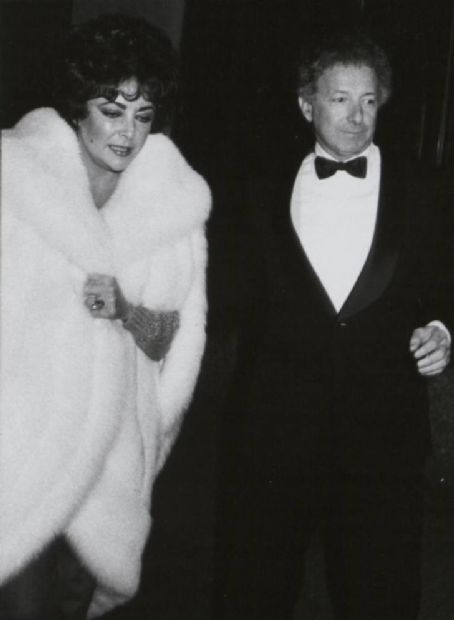 Henry Wynberg Elizabeth Taylor and Zev Buffman