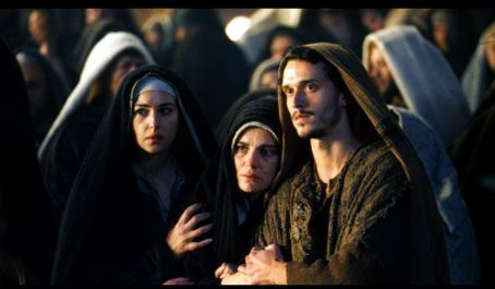Mary Magdalene Monica Bellucci stars as  in Mel Gibson's latest drama The Passion of Christ - 2004