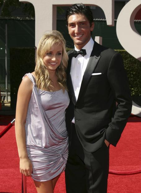 Nastia Liukin  - 17 Annual ESPY Awards Held At Nokia Theatre LA Live On July 15, 2009 In Los Angeles, California