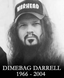 Dimebag Darrell Diamond Darrell