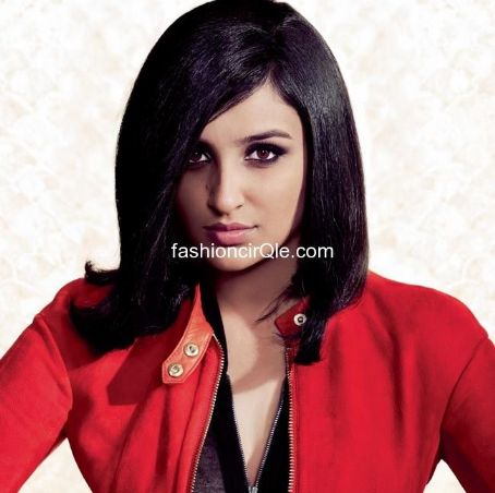 Parineeti Chopra Parineeta Chopra - Harper's Bazaar Magazine Pictorial [India] (July 2012)