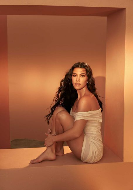 Kourtney Kardashian - Health Magazine Pictorial [United States] (April 2020)