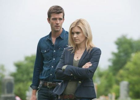 Lucas Bryant Emily Rose and  in TV Series Haven