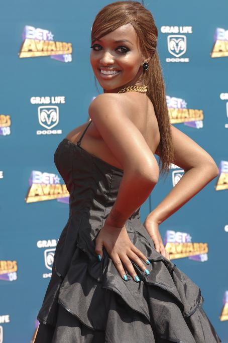Angel Lola Luv Fershgenet - BET Awards 06/24/2008