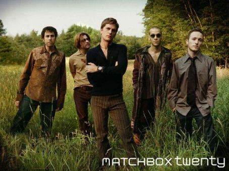 Matchbox Twenty Matchbox 20