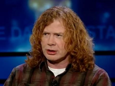 DAVE MUSTAINE:ENTIRE 'GEORGE STROUMBOULOPOULOS TONIGHT' INTERVIEW